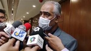 صحبتهای گلمحمدی درباره آخرین وضعیت برگزاری فوتبال