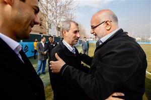 حبیب کاشانی؛ از سایپا به ریاست فدراسیون فوتبال؟