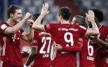 5 گل برتر بایرن مونیخ مقابل گلادباخ