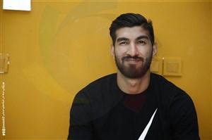 گفتگوی جذاب با شهریار مغانلو مهاجم پیکان