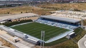 اولین دیدار رئال مادرید در ورزشگاه آلفردو دیاستفانو