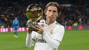کلیپ باشگاه رئال مادرید به مناسبت 35 سالگی مودریچ