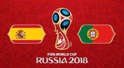 به مناسبت سالروز بازی اسپانیا - پرتغال