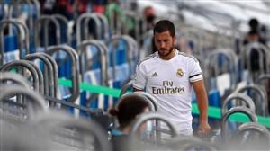 افزایش نگرانی های رئال مادرید در مورد هازارد