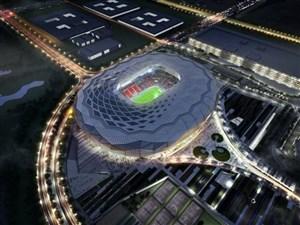 الماس در صحرا ؛ سومین ورزشگاه جام جهانی 2022