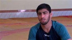 احمد بذری امید ایران برای کسب مدال در المپیک توکیو
