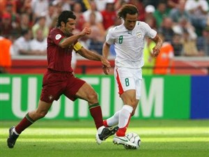 دیدار خاطر انگیز ایران - پرتغال در  جام جهانی 2006