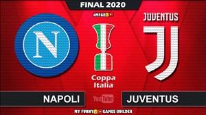 فینال کوپا ایتالیا 2019/20 به روایت لگو