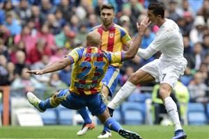 لحظات بهیادماندنی تقابلهای رئال مادرید و والنسیا