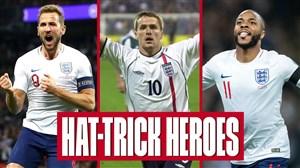5 هتریک برتر تیم ملی انگلیس