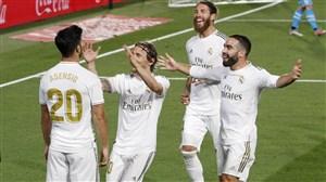 برترین گلهای رئال مادرید مقابل سوسیداد