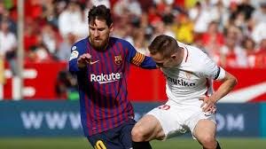 بازی خاطره انگیز سویا - بارسلونا