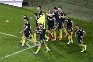 اتفاق عجیب در لیگ فوتبال روسیه