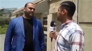 بهداد سلیمی: سر در خانه حسن یزدانی هم پلاک افتخار نصب می شود