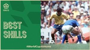 تکنیکها و مهارتهای برتر جام جهانی 1970 مکزیک