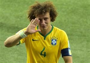 داوید لوئیز همه را یاد شکست 7-1 برزیل می اندازد