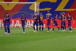 بارسلونا 1-0 بیلبائو: فرشته نجاتی به نام راکیتیچ