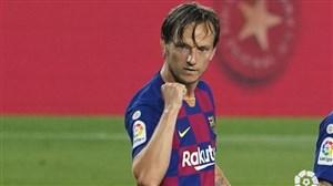 5 گل برتر راکیتیچ با پیراهن بارسلونا