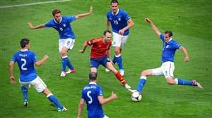 لحظاتی با نبوغ بازی اینیستا ستاره سابق بارسلونا