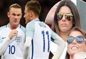 اتهامزنی و شکایت متقابل همسران دو ستاره انگلیسی