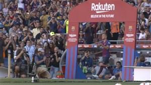 برترین لحظات آرتور در بارسلونا