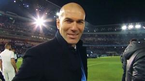 لحظات برتر زیدان در سرمربیگری رئال مادرید