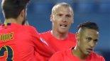 گل پیروزیبخش متیو مقابل سلتاویگو