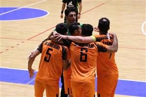 جام قهرمانی فوتسال در تبریز بالا رفت