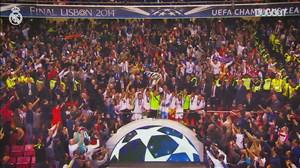 پیروزی دراماتیک رئال مادرید در فینال لیگ قهرمانان مقابل اتلتیکو