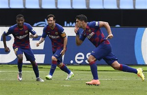 برترین گلهای بارسلونا مقابل ویارئال