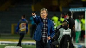 لوئیس پینتو سرمربی تیم ملی امارات شد