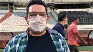 محمدرضا احمدی: واقعا لعنت به کرونا