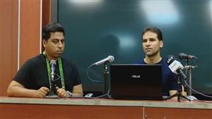 نشست خبری صادقی پس از تساوی سایپا برابر استقلال