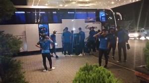 استقلالیها در هتل المپیک و صحبت های شبانه بازیکنان مغموم