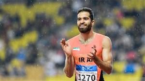 تفتیان در ۶۰ متر قهرمان شد
