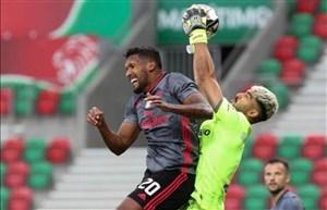 عابدزاده بهترین دروازه بان هفته لیگ پرتغال