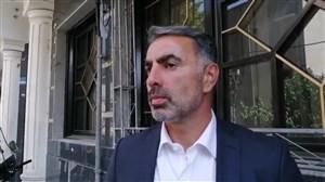 محمود فکری: با این سه امتیاز دیگر دغدغه سقوط نداریم
