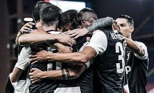 جنوا 1-3 یوونتوس: یک قدم دیگر به سوی قهرمانی