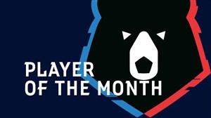 برترین بازیکنان ماه نوامبر لیگ روسیه