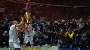 آخرین قهرمانیهای بایرن مونیخ در جام حذفی آلمان