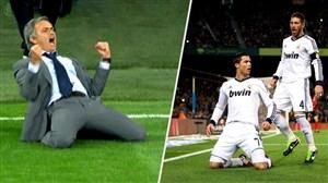 25 گل برتر آخرین فصل حضور مورینیو در رئال مادرید