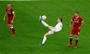 منتخبی از گلهای تماشایی در فینال های لیگ قهرمانان اروپا