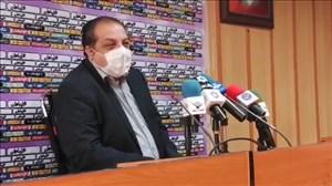 نشست خبری سهیلمهدی در خصوص مسائل اخیر فوتبال ایران