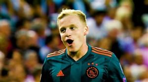برترین گلهای فن دبیک در فصل 2019/20 لیگ هلند