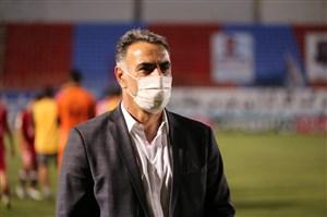 محمود فکری: در فوتبال ما دروغ وجود ندارد!