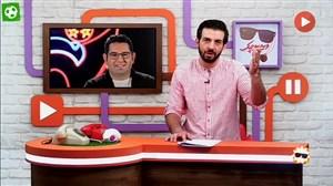 سوتی های این هفته گزارشگرها و مجری های فوتبال