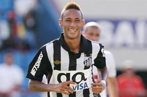 پنج درخشش از نیمار 17 ساله در لیگ برزیل