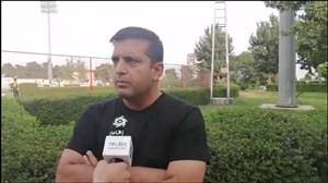 سیف الله پور: تنها تیمی هستیم که کرونایی نداریم