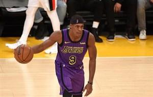 لیگ NBA؛ دوری ۸ هفته ای هم تیمی جیمز