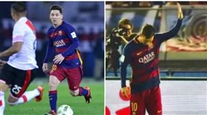 وقتی مسی به آرژانتینیها گل زد و عذرخواهی کرد